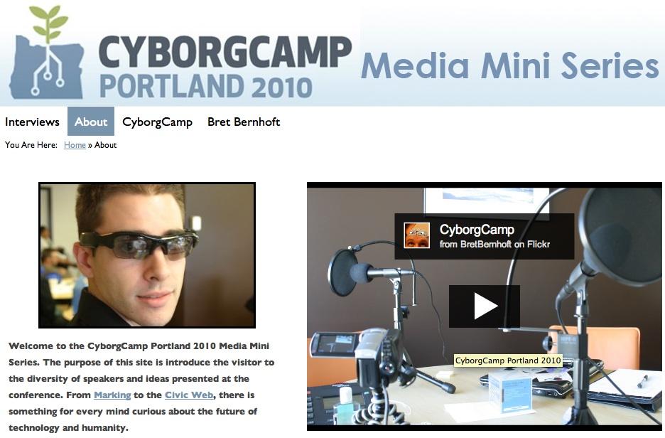 cyborgcamp-portland-media-miniseries
