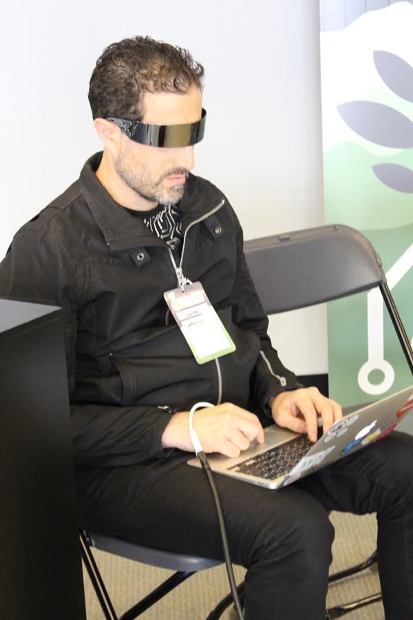 CyborgCamp MIT Media Lab Tantek Çelik